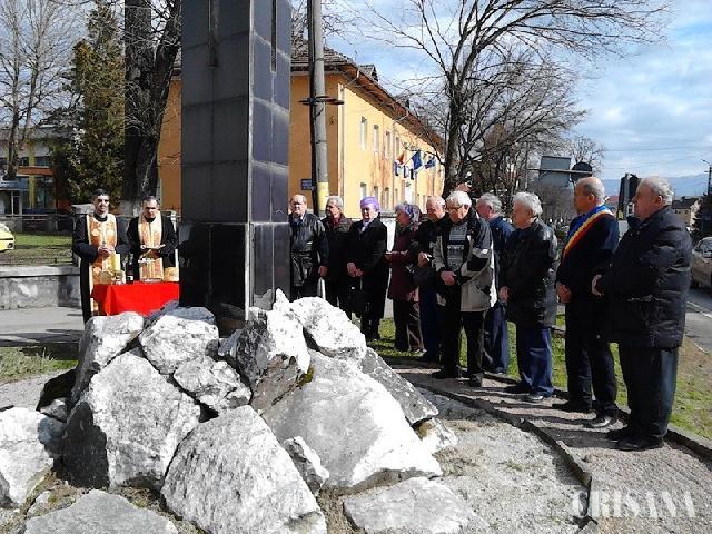 Parastas la Beius – În memoria victimelor totalitarismului comunist,