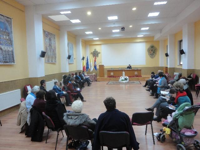 Exercitiile spirituale ale Reuniunii Mariane din Eparhia de Oradea,