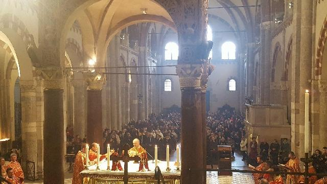 Bucuria descoperirii – participarea parohiei Venezia-Mestre la pelerinajul din Milano,