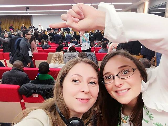 Impresiile Anei Maria Oros de la Sinodul Tinerilor,