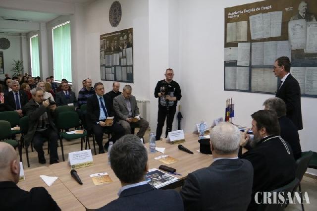 La Biblioteca Universitatii din Oradea – Centenarul unirii Basarabiei cu Regatul României,