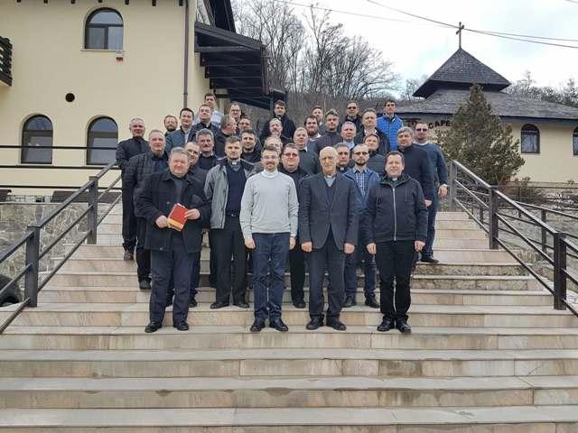 """Curs formare preoti cu tema """"Provocari pastorale în Amoris laetitia"""","""