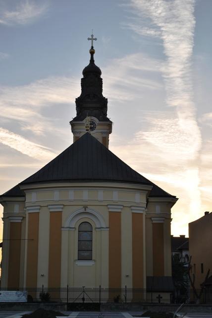 "Programul Liturgic din Saptamâna Mare – Catedrala Greco-Catolica ""Sfântul Nicolae"","