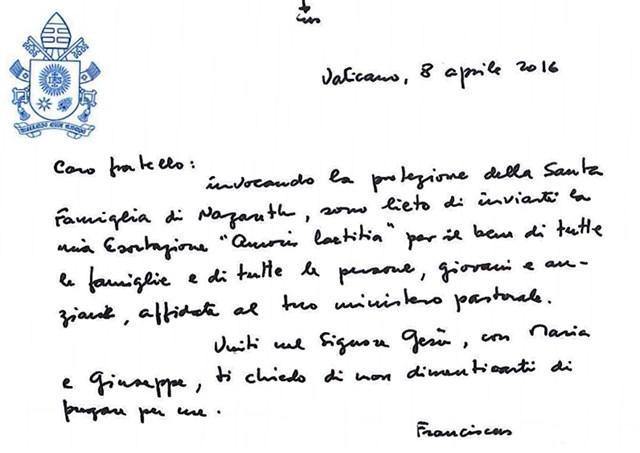 """Papa Francisc va promulga o noua exortatie apostolica, ""Gaudete et exsultate"""","