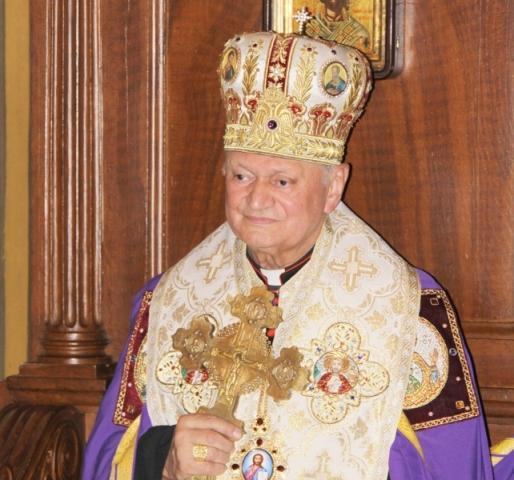 Pastorala Preafericitului Cardinal Lucian la marita Sarbatoare a Învierii Domnului 2018,