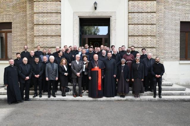 Colegiului Pio Romeno: celebrarea zilei patronale,