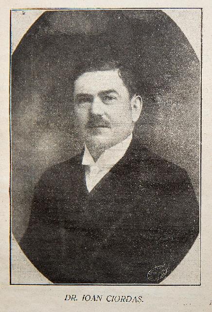 Dr. Ioan Ciordas,