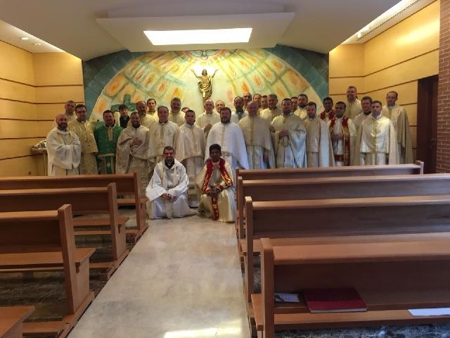Întâlnirea anuala a Ordinariatului  la  Madrid,