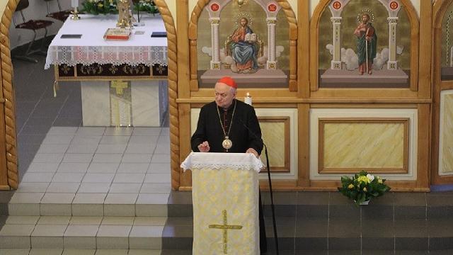 Mesajul Preafericitului Parinte Cardinal Lucian la Alba Iulia,