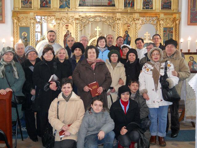 "Exercitii spirituale pentru ""laicii"" franciscani – 25-27 februarie 2011,"