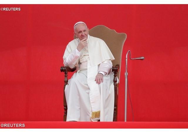 """Împartiti cu ceilalti darul iubirii lui Dumnezeu! Papa, membrilor miscarii ""Drum Neocatecumenal"""","