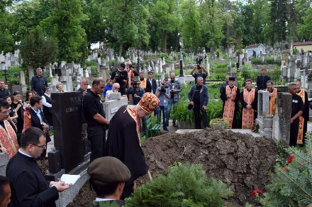 Înmormântarea doamnei Doina Cornea,