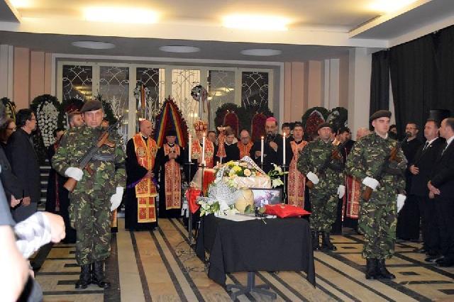 Înmormântarea doamnei Doina Cornea: Mesajul Cardinalului Lucian,