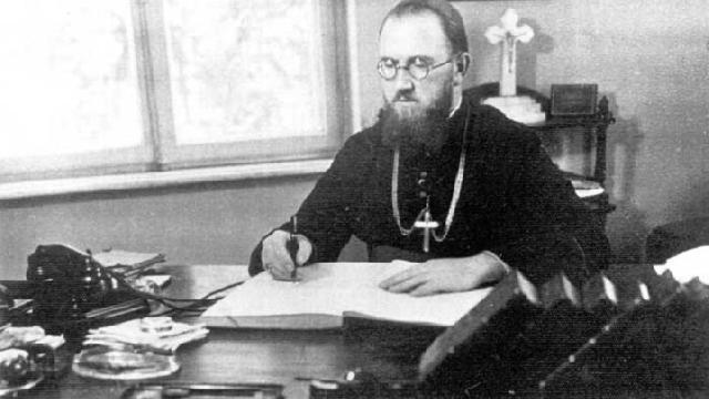 Sacrificiul suprem al episcopului Vasile Aftenie pentru Dumnezeu si Biserica,