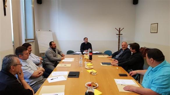Întâlnirea preotilor greco-catolici români din Triveneto,