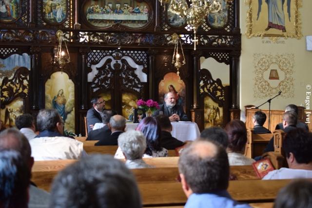 """Conferinta dedicata """"Centenarului Marii Uniri"""" la Marghita,"""