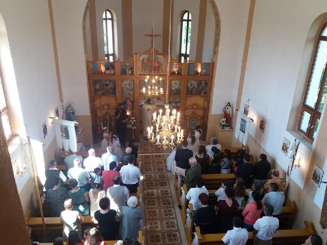 Prima Sfânta Spovada si Împartasanie în Parohia Ghenci,