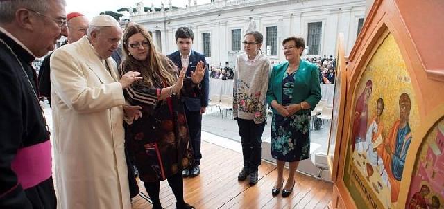 Indulgenta plenara pentru cei care participa la Întâlnirea Familiilor în Irlanda,
