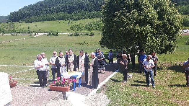 Comemorarea lui Simion Barnutiu la Gorgana,