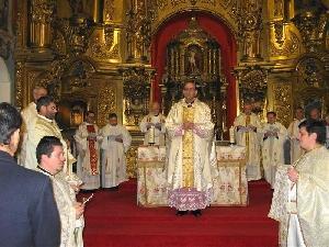 Sfintirea capelei greco-catolice din Calahorra (La Rioja) – Spania,