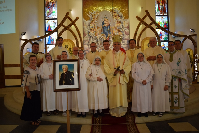 25 de ani de activitate a Surorilor Patimilor lui Cristos la Oradea,