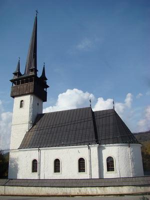 Parohia Greco-Catolica din Tautii de Sus evacuata din propria biserica,
