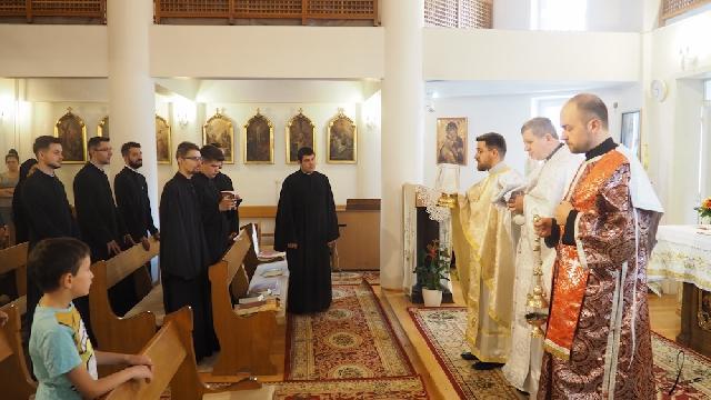 """Vizita la """"Casa Sfântul Iosif"""" de la Odorheiul Secuiesc,"""