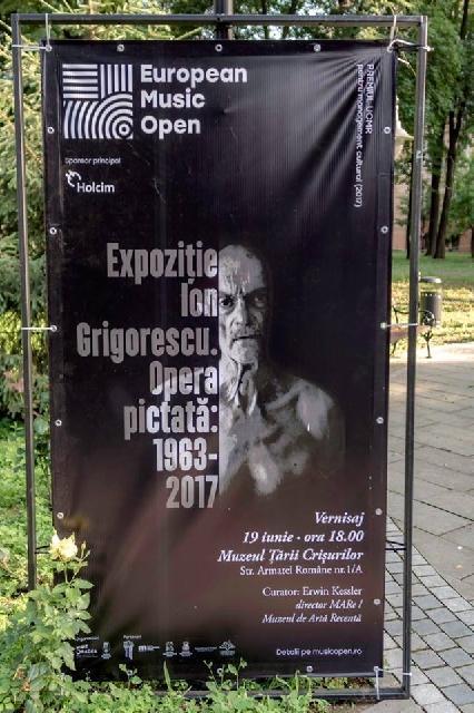 Debutul Festivalului European Music Open,