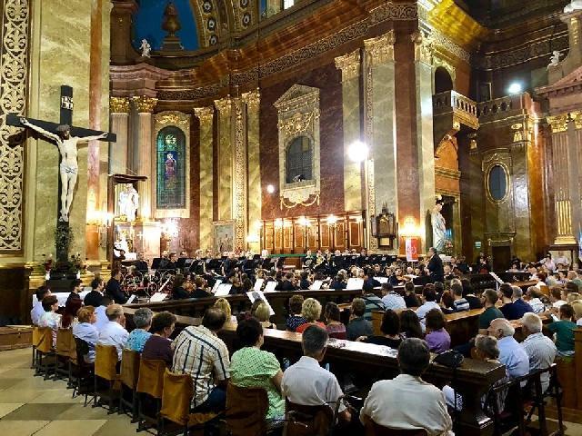 """""""Monumentala lucrare 'Te Deum', de Bruckner, interpretata la Oradea în Festivalul European Music Open"""","""