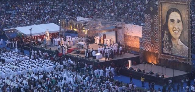 """Biserica are o noua Fericita: Maria Felicia a lui Isus, calugarita carmelita"","