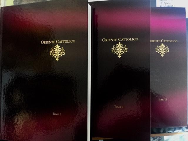 """""""Orientul catolic"""" la cea de-a cincea editie,"""