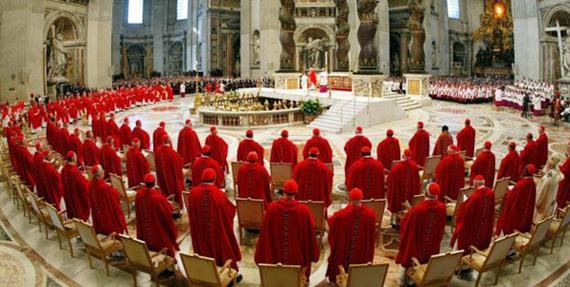 Consistoriu ordinar public pentru crearea de cardinali noi (28 iunie 2018),