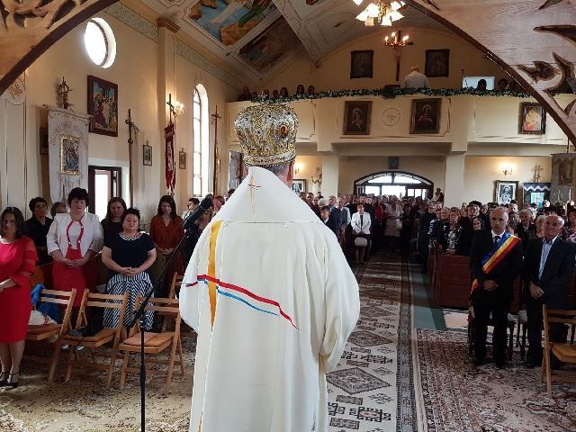 Vizita pastorala în Parohia Piscolt,