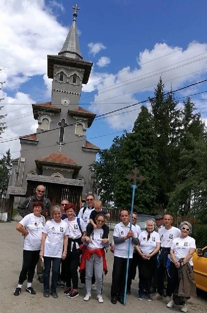 """""""Drumul istoricului Simion Barnutiu, spre casa surorii din Badacin, refacut de un grup de credinciosi"""","""
