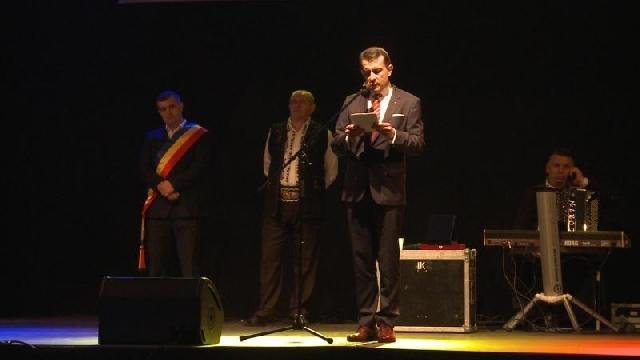 """""""Ambasadorul României în Italia, cetatean de onoare al comunei bihorene Sînmartin"""","""