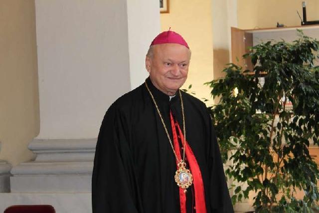 24 de ani de la numirea ca Arhiepiscop si Mitropolit a Preafericitului Cardinal Lucian,