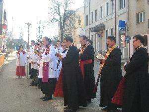 """Ut unum sint"" – Calea Crucii la Tasnad,"