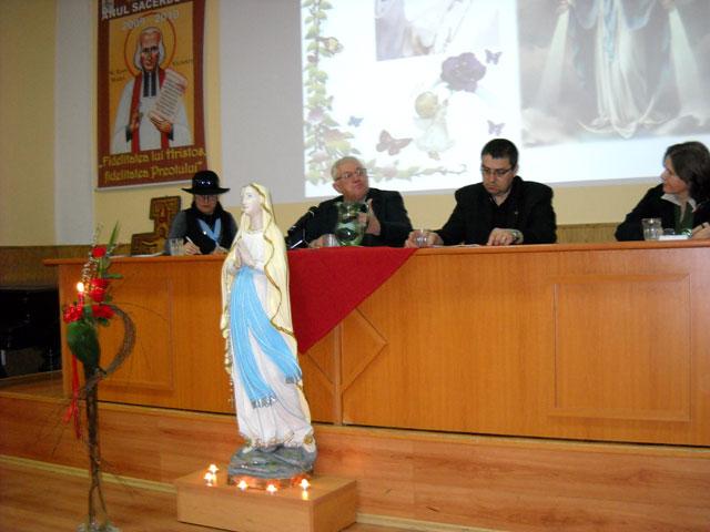 Chemare spre înaltimi – Exercitiile spirituale ale Reuniunii Mariane,