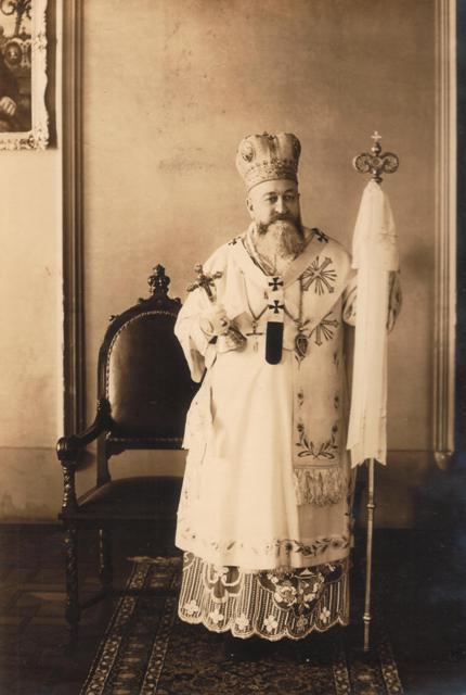 Episcopul Valeriu Traian Frentiu,
