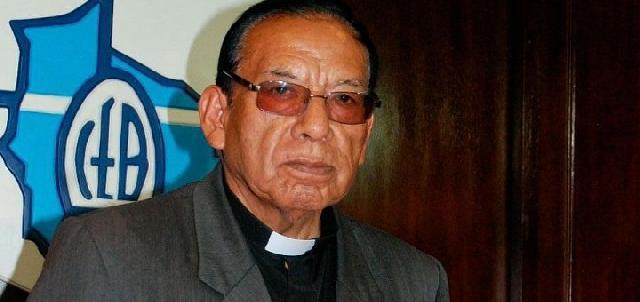 Cardinalul Toribio Ticona Porco printre cei mai saraci din Bolivia,