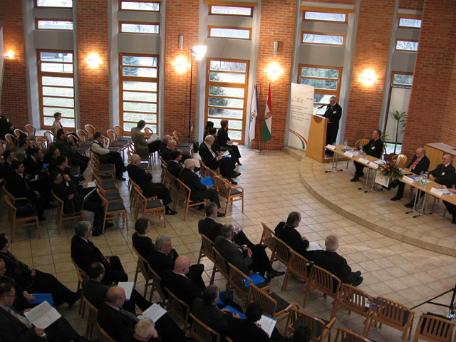 """Conferinta internationala ecumenica – Budapesta, 10-12 martie 2011"","