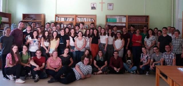 Voluntarii INTC Satu Mare au ajuns,