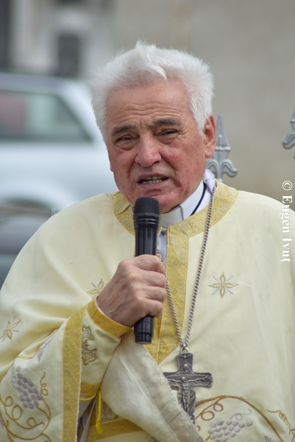 """Vicarul Foraneu al Silvaniei, Pr. Gheorghe Turcas, va lansa o carte despre ""Istoria traita"""","