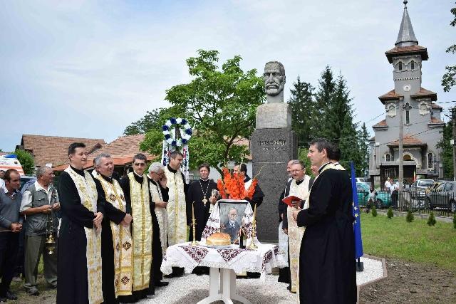 Comemorarea a 210 ani de la nasterea lui Simion Barnutiu,