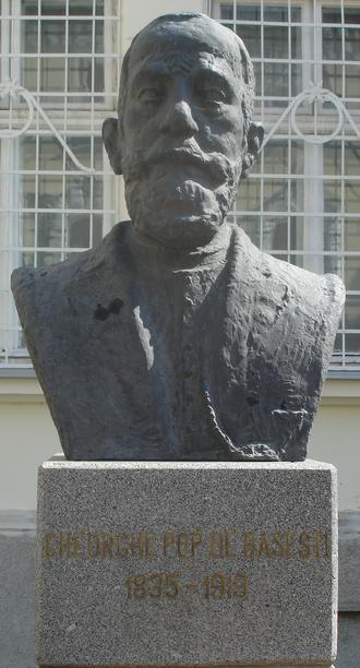 La 1 august 1835 se nastea Gheorghe Pop de Basesti,