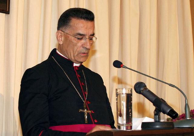 Liban: Monseniorul Béchara Rahi este noul patriarh maronit al Antiohiei,