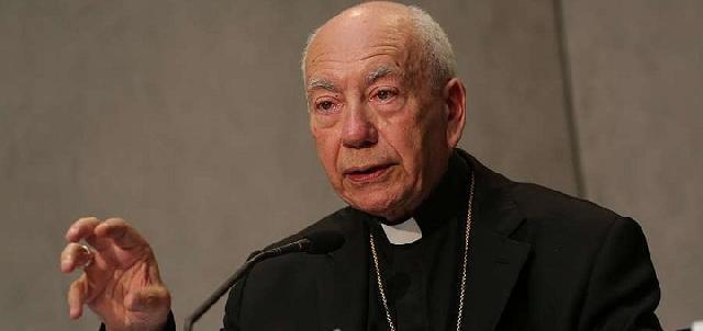 Cardinalul Coccopalmerio: Despre Împartasirea necatolicilor (II),