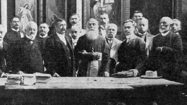 """""""Alimpiu Barbulovici, protopop greco-catolic, lider al miscarii nationale a românilor din Salaj"""","""