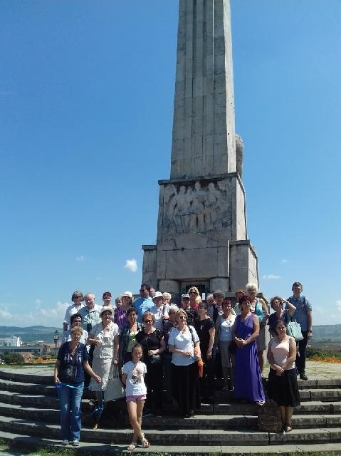 La Alba Iulia în Anul Centenar,