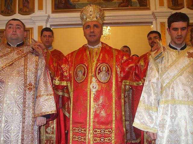 Hirotonire diaconala în capela Seminarului Teologic din Oradea,